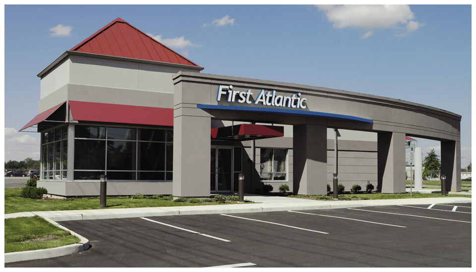 First Atlantic Federal Credit Union - Headquarters and Branch 2