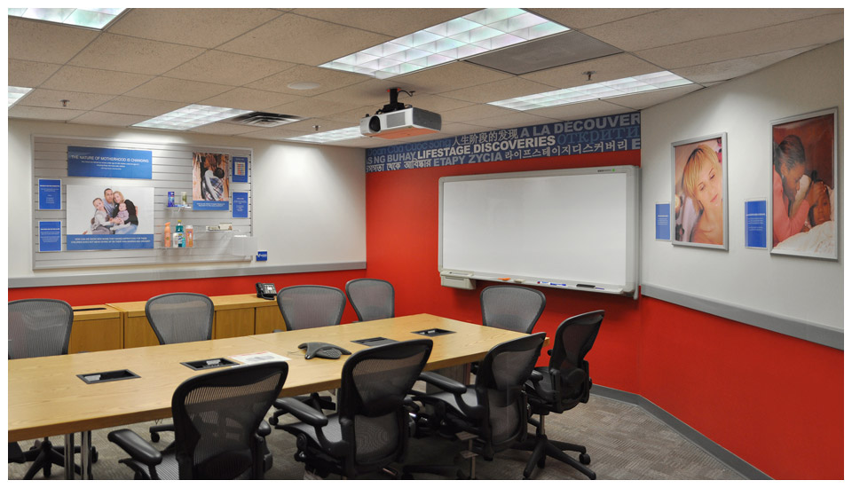Colgate-Palmolive Conference & Innovation Rooms 4