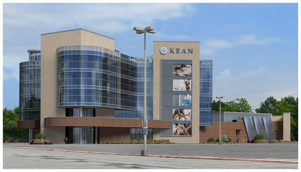Kean University North Avenue Academic Building 6