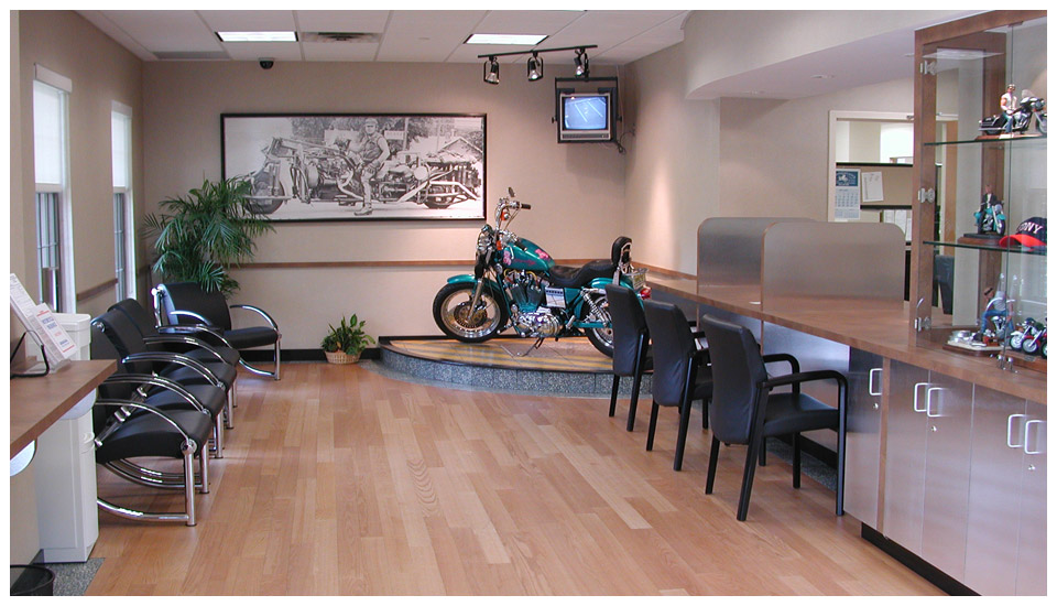 Rider Motorcycle Insurance Headquarters 2