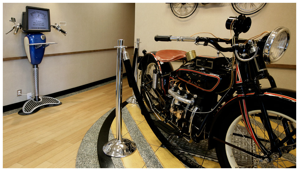 Rider Motorcycle Insurance Headquarters 6