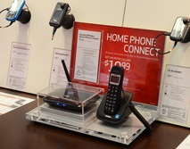 Verizon Wireless Home Phone Connect Display