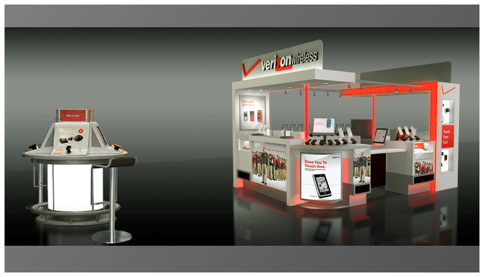 Verizon Wireless - Retail Renders 5
