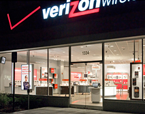 Verizon Wireless, LEED Store - California