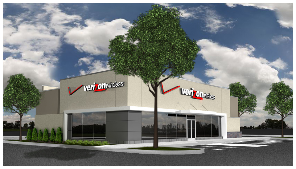 Verizon Wireless - Retail Renders 4