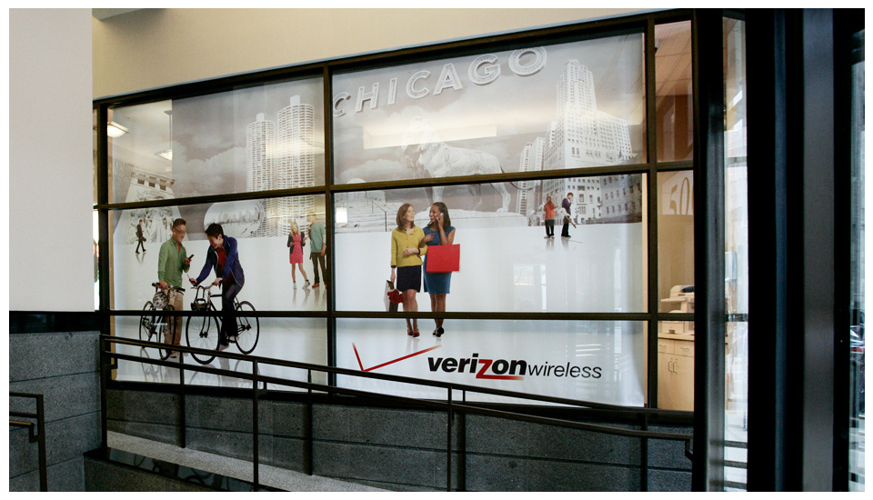 Verizon Wireless Window Strategy, Illinois 2