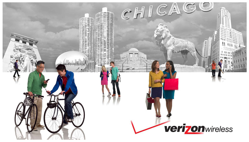 Verizon Wireless Window Strategy, Illinois 6