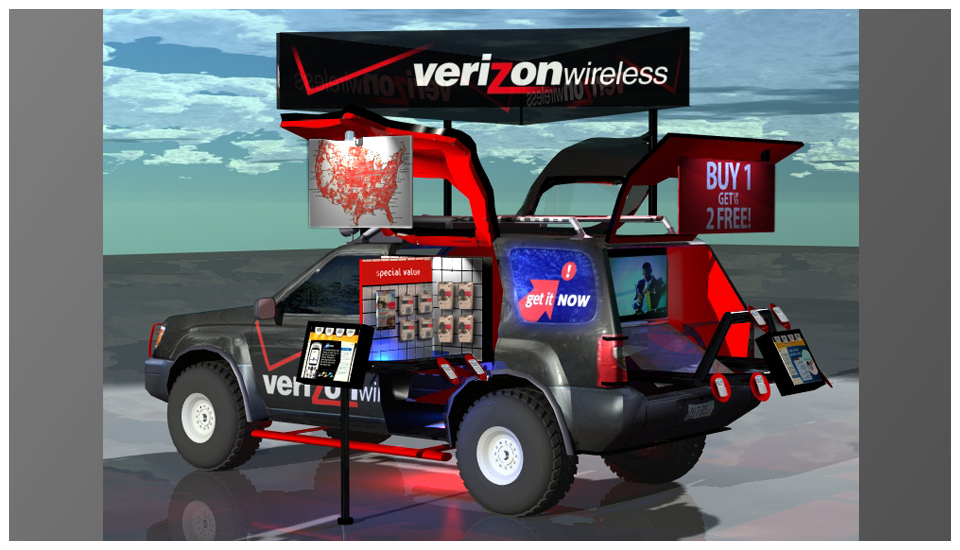 Verizon Wireless - Retail Renders 6