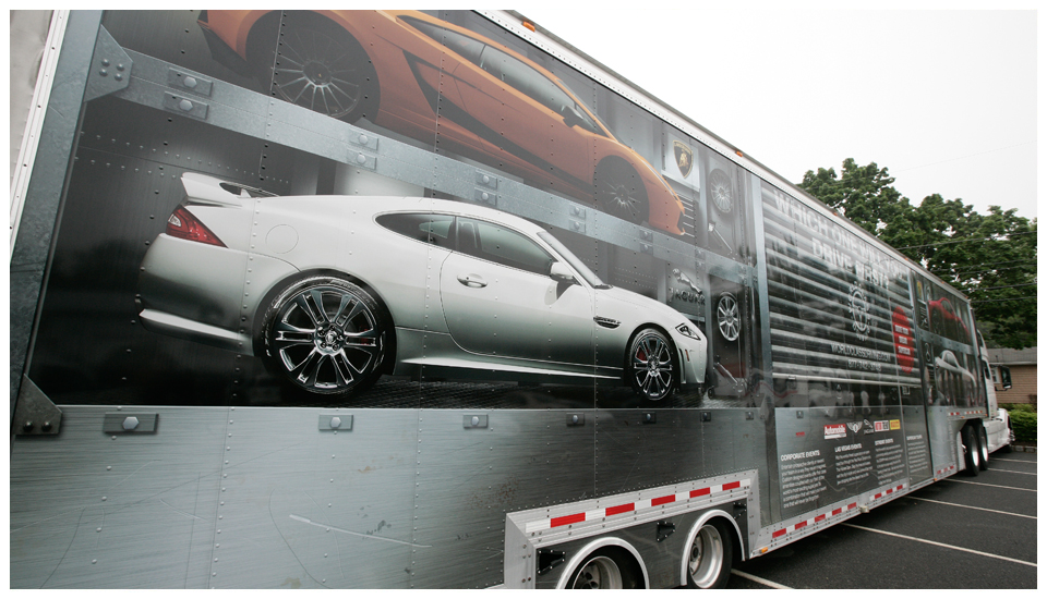 World Class Driving Truck Wrap 4