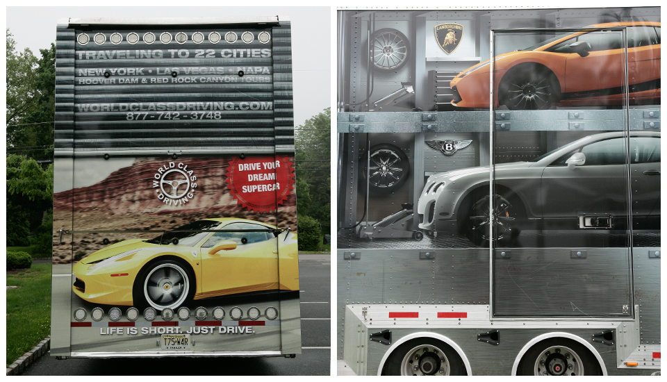 World Class Driving Truck Wrap 5